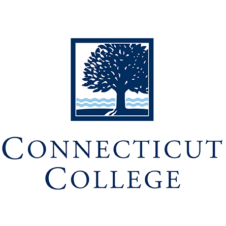 The logo for Connecticut College